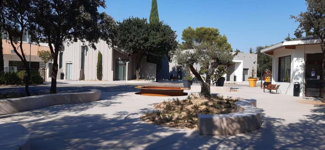 Du nouveau pour les travaux du centre funéraire d'Orange