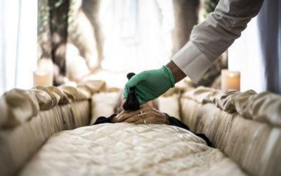 Qu'est-ce que la thanatopraxie ou soins de conservation ?